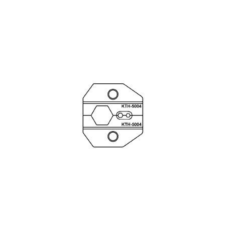 Kings KTH-5004 Crimp Die for KTH-5000 (Belden 7731A/8213/RG-11U/RG-8U/