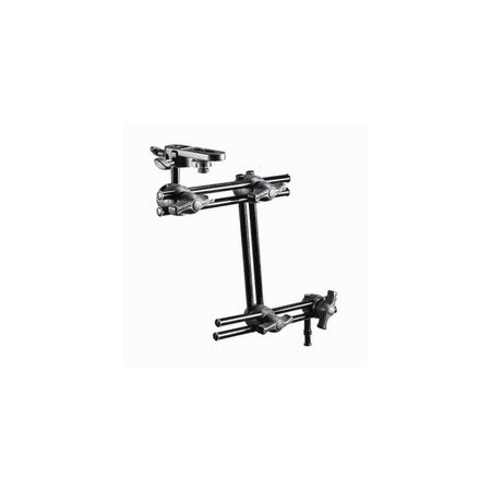 Manfrotto 396B-3 3-Section Double Articulated Arm w/Camera Attachment