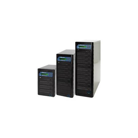 Microboards CopyWriter Pro CD/DVD Tower Duplicator - 7 Recorders