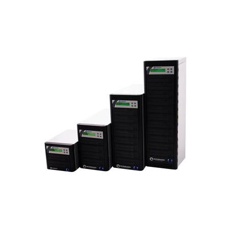 Microboards QD Series CD/DVD Duplicator (1 to 5 disc) MB-QD-DVD-125