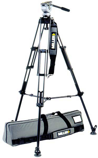 Miller 850 System DS-20 ENG w/2-Stage Aluminum Tripod 420 Above Ground