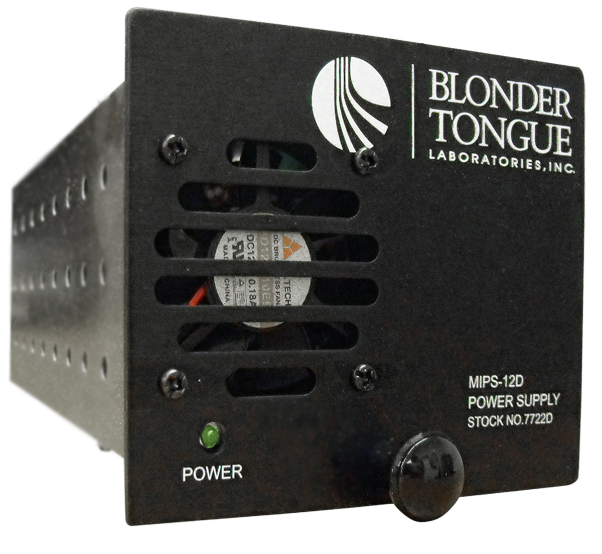 Blonder Tongue MIPS-12D Power Supply for HE Series MIPS-12D