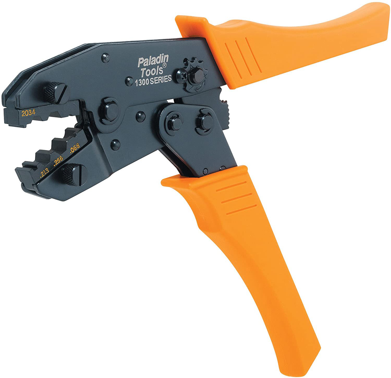 Paladin 1366 Crimp Tool for RG174 and Belden 1855A Mini Coax Cable