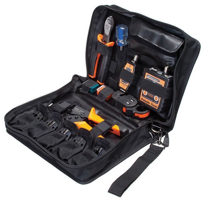 Paladin 901083 Broadcast Ready Tool Kit PAL-901083
