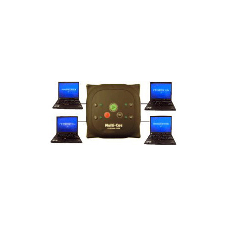 D San PC-USB-4 Multi-Cue Port Expander PC-USB-4