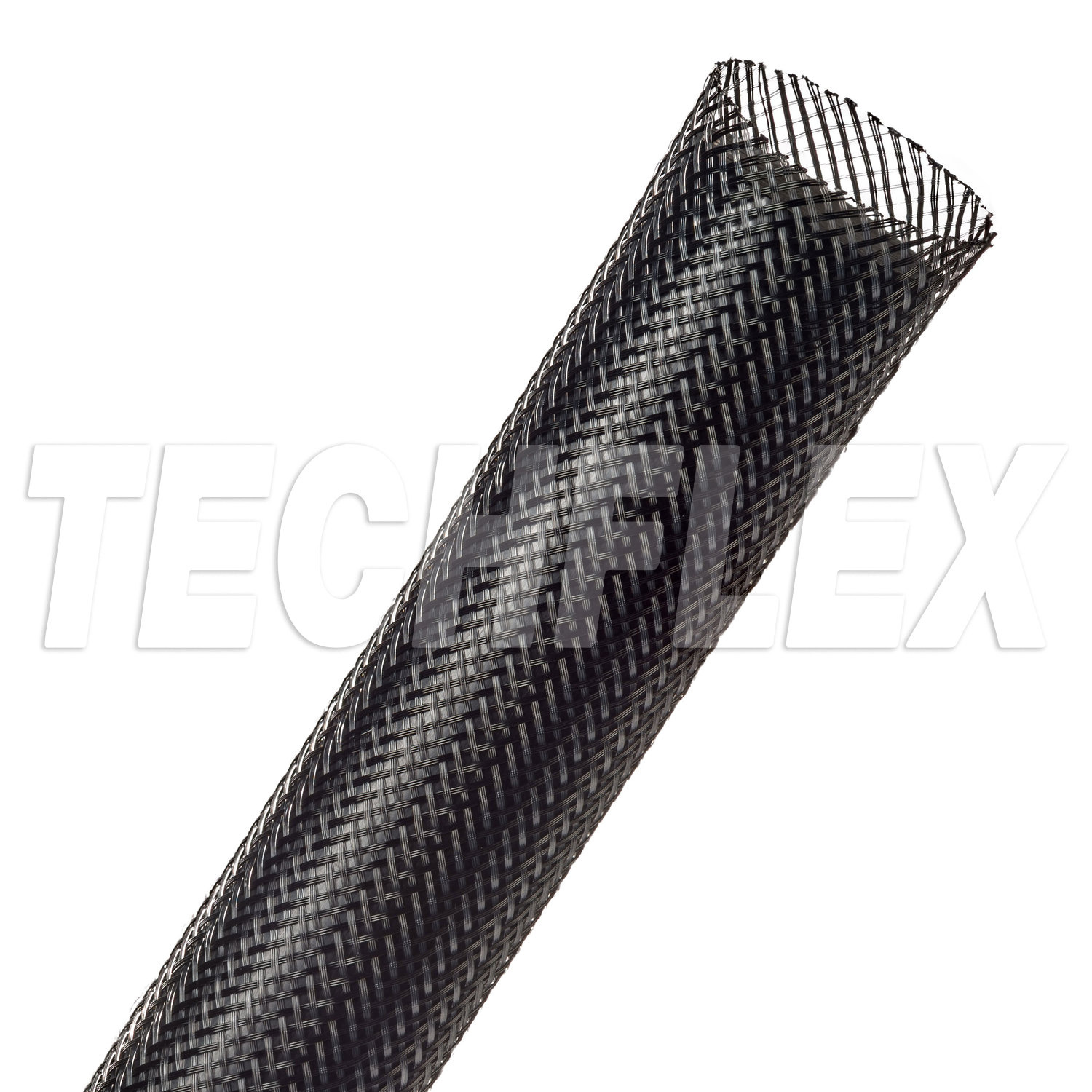 3/32In-1/4In Expandable Tubing 1000 Foot Roll (Carbon) PET1-M-CB