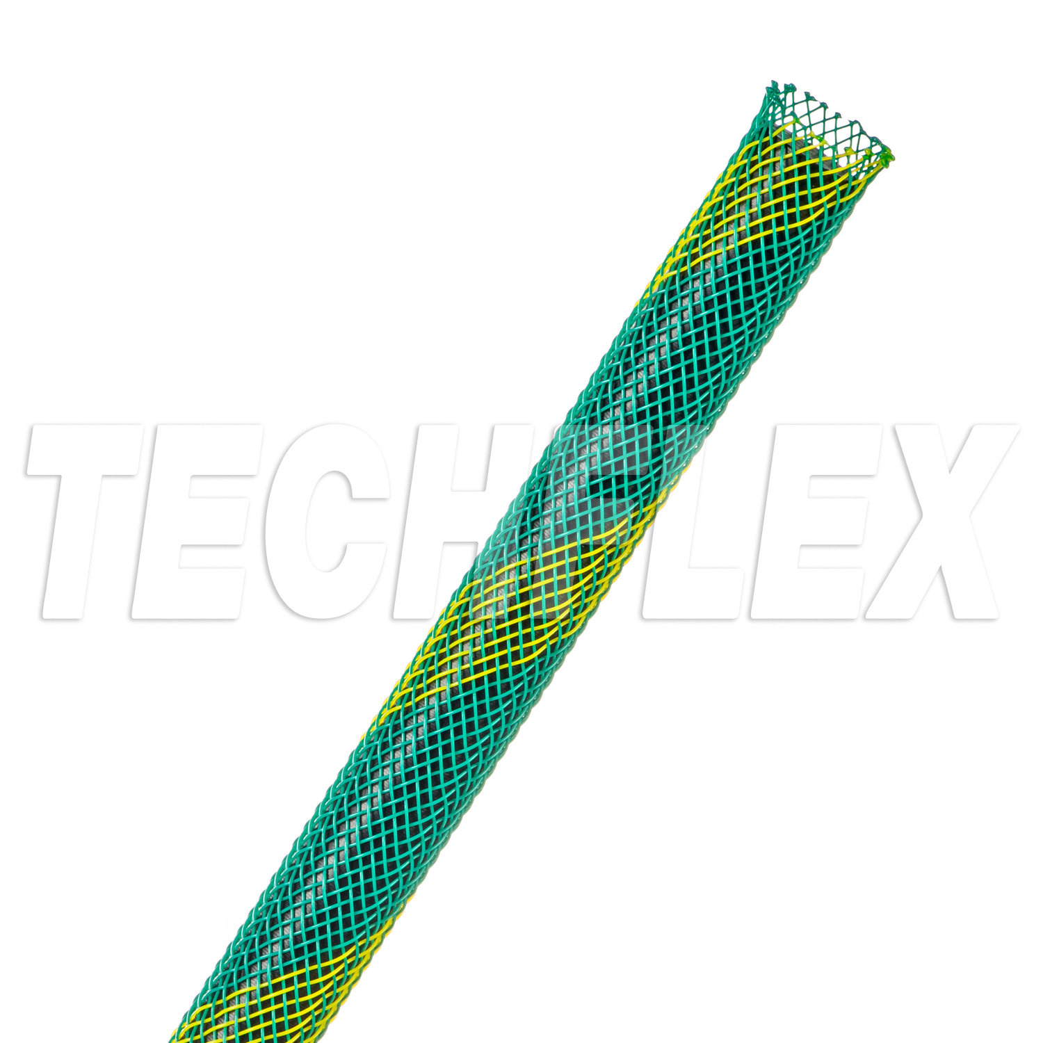 3/32In-1/4In Expandable Tubing 1000 Foot Roll (Groundwire) PET1-M-GD
