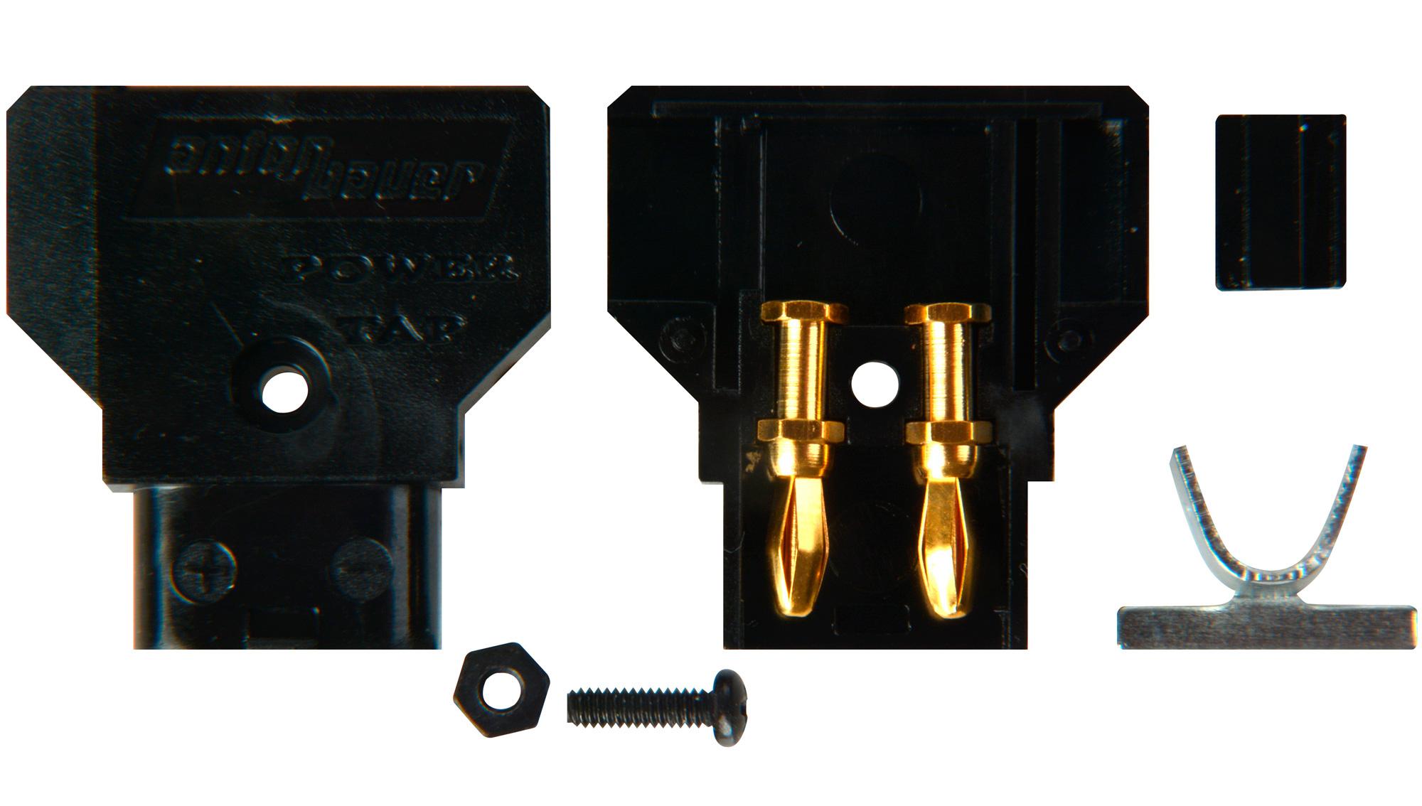 Anton Bauer Power Tap Kit Male Connector POWERTAP KIT