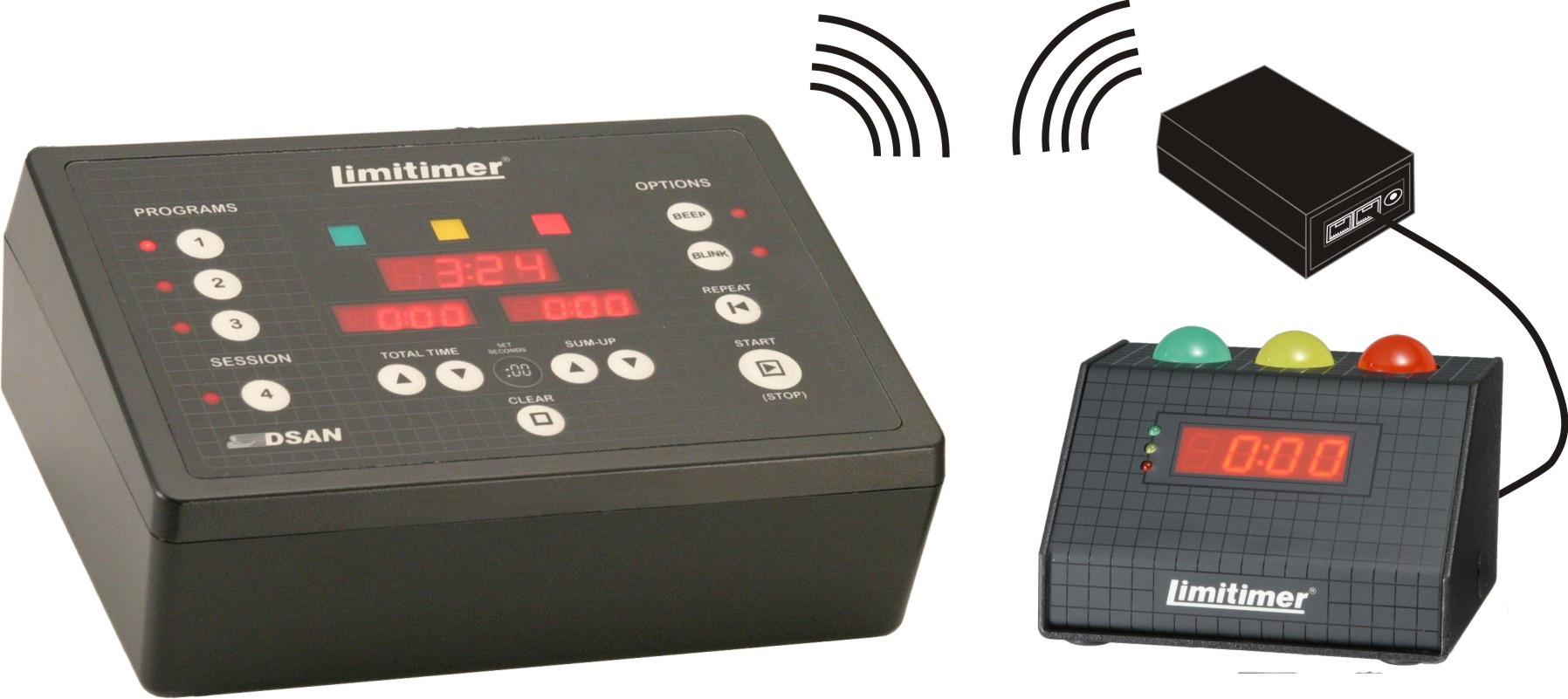 D San PRO 2000BT Bluetooth Limitimer System PRO-2000BT