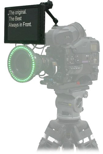 Autocue QTV 8inch Professional Series Direct View/ Straight Read Mount