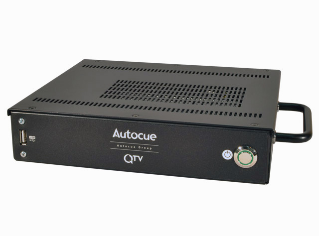 Autocue SW-QMASTERSP QMaster and QBox with Hand Control
