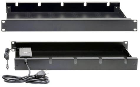 RDL RC-PS5 19in Rack Mount for 5 Desktop Power Supplies RC-PS5