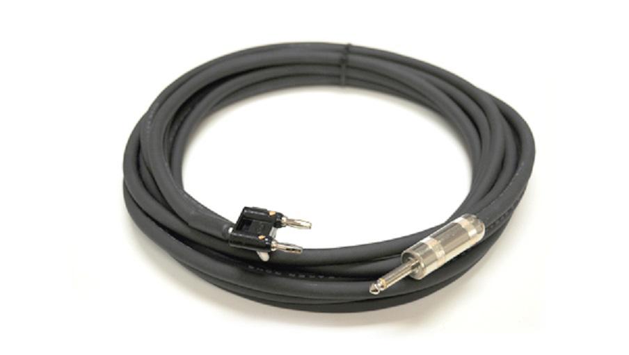 16 Gauge SPP-Dual Banana Plug 50ft S1650B