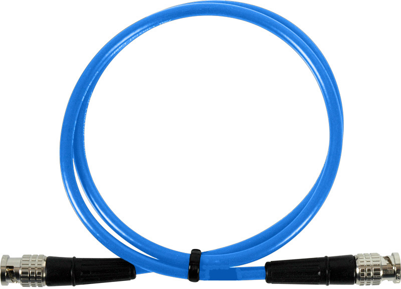 100ft Digital BNC-BNC Cable Blue SD59-BB100BE