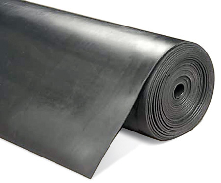 Soundproof Barrier 1/8 In. Thick Vinyl Sound Barrier 4Ft. x 25 Ft. Rol