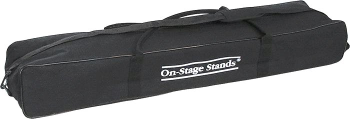 Heavy Duty Nylon Speaker Stand Bag Holds Two Stands SSB6500