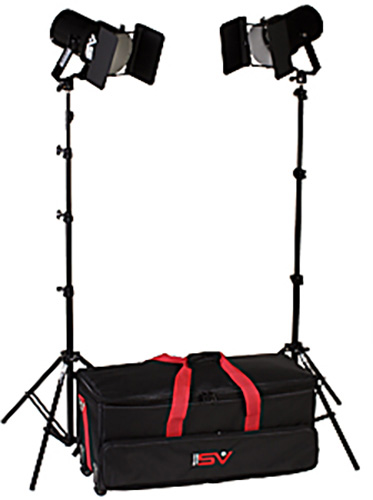 1200W(total) Location Quartz Light Kit SV-K62B