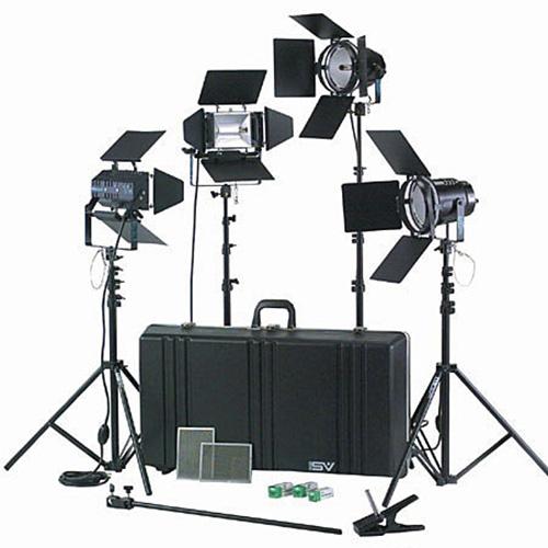 K76 4000 Watt Professional Studio Kit SV-K76