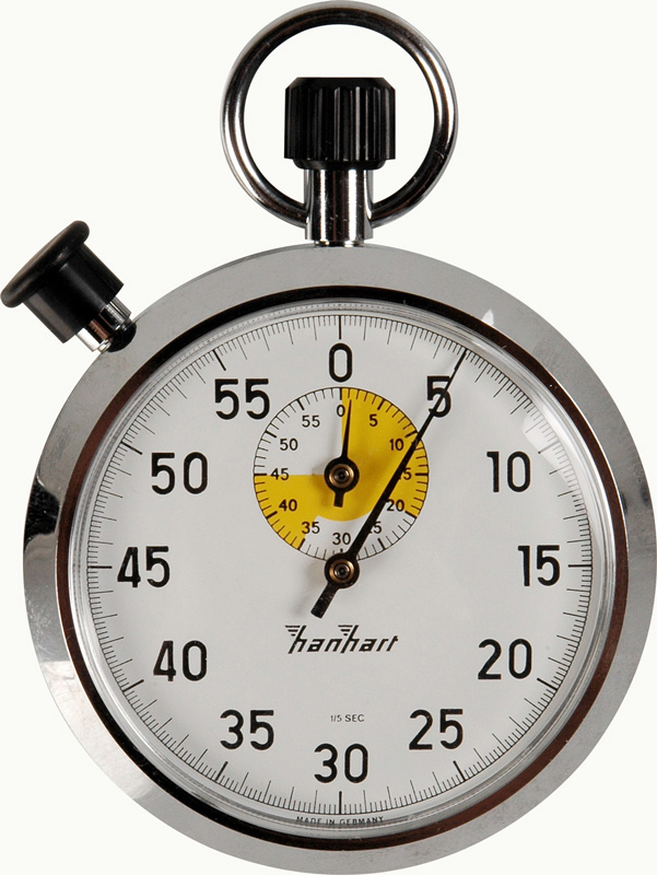 Hanhart Swiss Precision Watch SW-1085