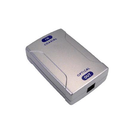 AV Toolbox POF-820 Coaxial to Optical Converter TV1-POF820