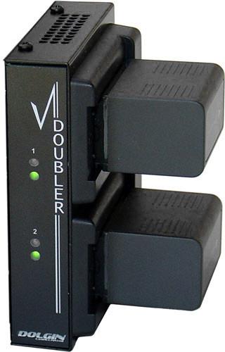 Dolgin VD-14-PAN DC Voltage Doubler with AB Gold Mount - Panasonic