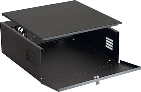 VMP DVR-LB1 DVR Lockbox With Fans VMP-DVRLB1