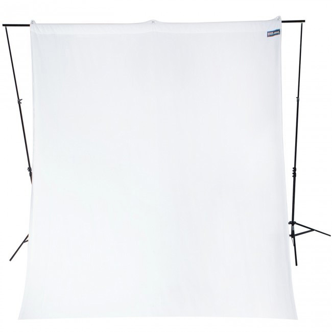 Westcott 134 Wrinkle-Resistant 9 Foot x 10 Foot Video Backdrop - High-