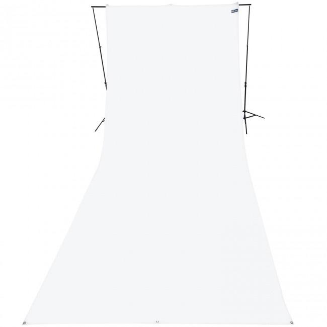 Westcott 139 Wrinkle-Resistant 9 Foot x 20 Foot Video Backdrop - High-