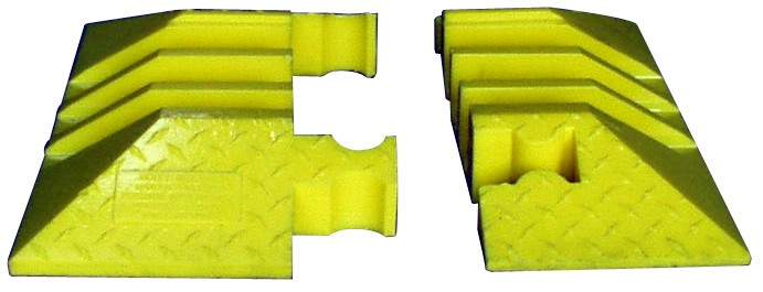 3 Channel Yellow Jacket End Boot YJ3EB-225