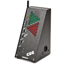 DSan PC-433-BP-KIT-AS3 Perfect Cue Wireless Cue Light Cue Prompter Professional Kit with Case & 2 Button Remote