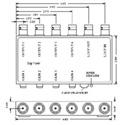 VAC 11-144-104 1x4 Composite Video DA