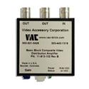 VAC 11-913-102 Mini-Brick Video Distribution Amp