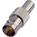 Amphenol 112649 BNC 75 Ohm Female Coaxial Connector for Belden 1505A & Canare L-4CFB