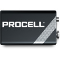 Duracell PC1604 ProCell Heavy Duty 9-Volt Batteries - 12 Pack