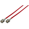 Laird 1855-B-B-6 RD Belden 1855A 3G-SDI Sub-Mini RG59 BNC Cable 6 Foot Red