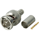Kings 2065-28-9 BNC Connector for Belden 1520A/179DT &  RG179/RG187 Cables