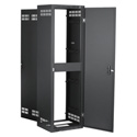 Atlas 235-25 200 Series 25.5in Deep Welded Cabinets (UL Listed) 35RU