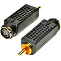 Steren 251-153 Converter SVHS Female-RCA Male