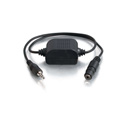 3.5mm Extension Stereo Audio Isolation Transformer - 21 Inches