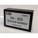 LEN L3GF01 3G-SDI Ground Isolator