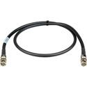 Laird 4794R-B-B-003 12G-SDI/4KUHD Single Link BNC to BNC Camera Cable - 3 Foot