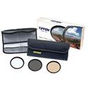Tiffen 58DIGEK3 Digital Essentials Filter Kit