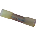 NTE 76-HIBC22L Heat Shrink Insulated Butt Connector 22-18Awg Waterproof Tin Plated Copper 50/Pkg