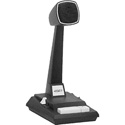 Astatic 878HL-2 Omnidirectional Dynamic Desktop Push to Talk Paging Microphone