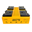 Anton Bauer 8475-0135 LPD Quad Gold Mount Discharger