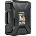 Anton Bauer Dionic XT 90 Gold Mount Lithium Ion Battery 14.1 Volts 99 w/h