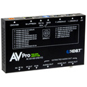 AVPro Edge AC-EX100-UHD-R3 HDBaseT Receiver with IR / RS232 / Ethernet & POH Bi-Directional Power - 100m HD / 70m 4K