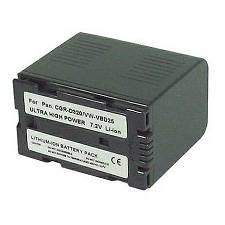 Lithium Ion Battery for Panasonic CGR-D320 and D328