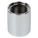 Atlas AD-5B 5/8in #27 Thread Female Coupling Adapter - Chrome