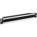 ADC-Commscope PPE15232-BK Unloaded 2x32 Patch Bay Panel